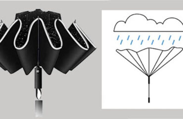 ombrello inverso